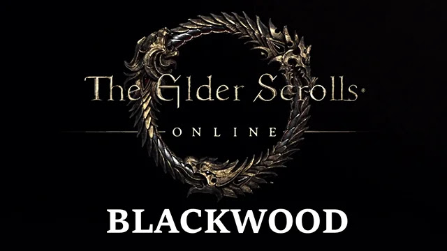 Blackwood, le prochain chapitre d'Elder Scrolls Online
