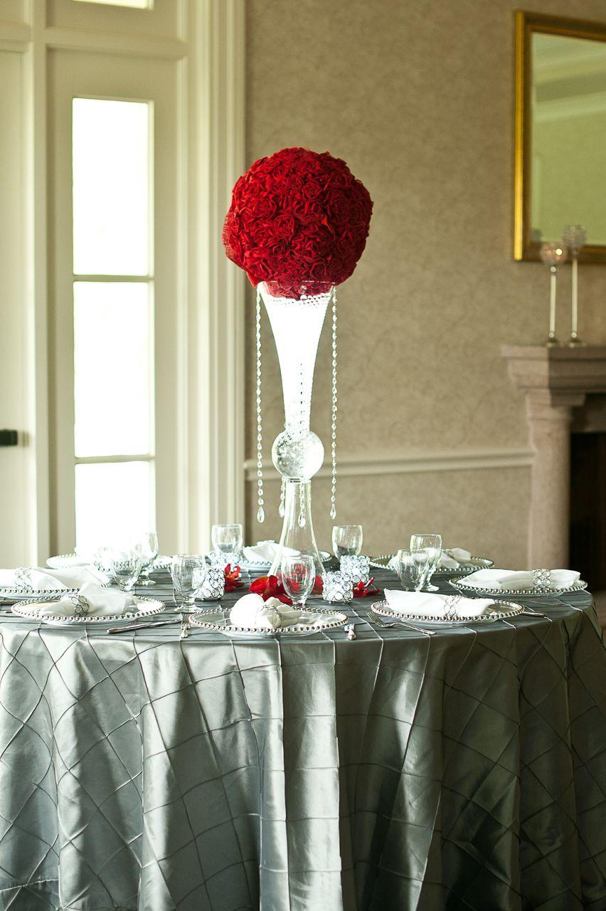 A Vision of Elegance Event Rentals: Vases/Semi-DIY options