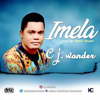 CJ. Wonder  New Song - Imela