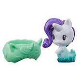 My Little Pony Blind Bags, Confetti Rarity Seapony Cutie Mark Crew Figure