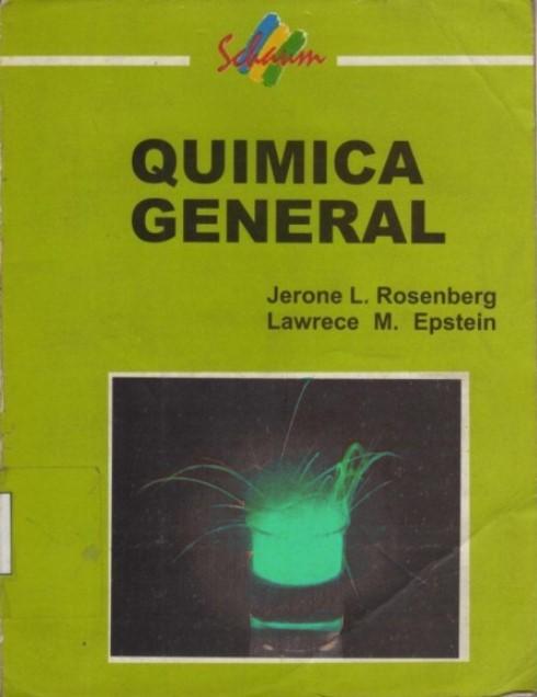 Química General Schaum 7 Edición Jerome L. Rosenberg en pdf