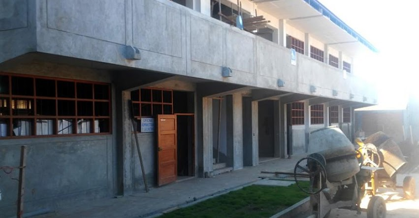 PRONIED construye 6 colegios entre setiembre y octubre - www.pronied.gob.pe