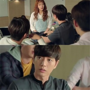 Sinopsis Cheese in the Trap Episode 3 Part 1