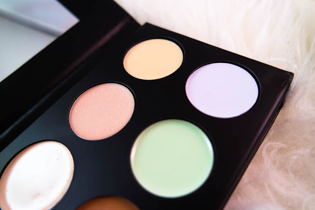 Collection #ContourAndLightLikeAPro Palette