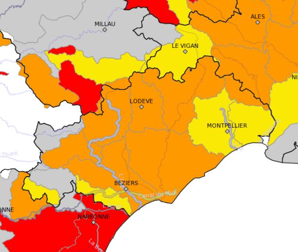 Sécheresse : une situation toujours délicate dans l'Hérault