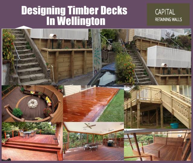 Timber Decks Wellington
