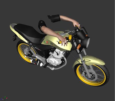 GTA SA - CG 150 2013 - V2 2
