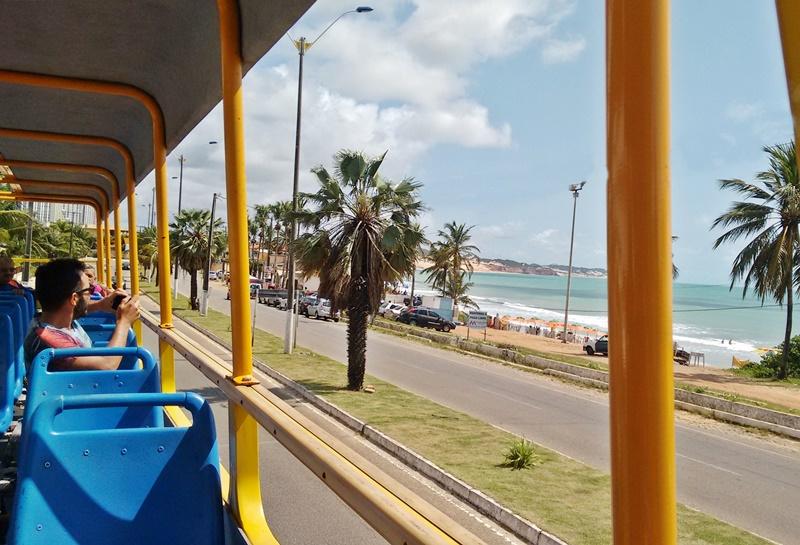 Ônibus turístico de Natal: NatalBus