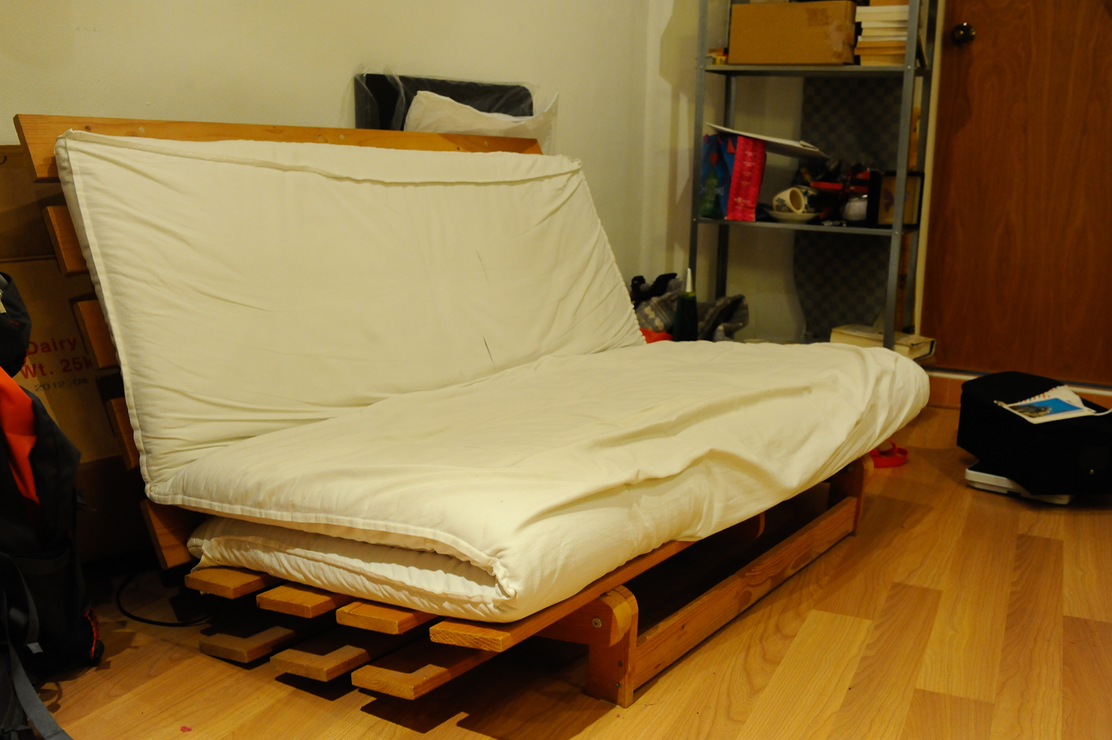 Pearl Bank Declutter Sale Ikea Solid Pine Futon 40 Sold
