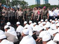 Hadapi Aksi 212, Polri Turunkan Pasukan Asmaul Husna