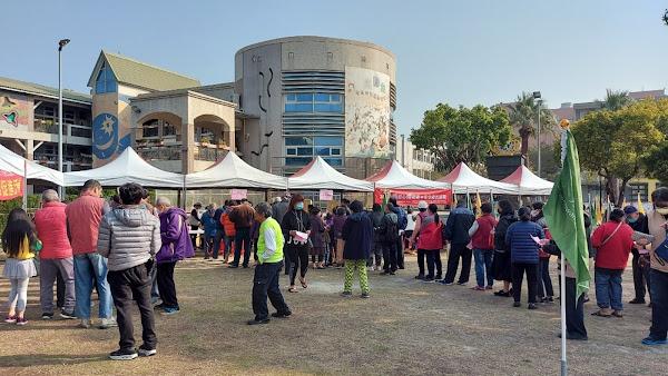 秀傳醫療體系攜手彰化市公所 冬令救濟發送物資