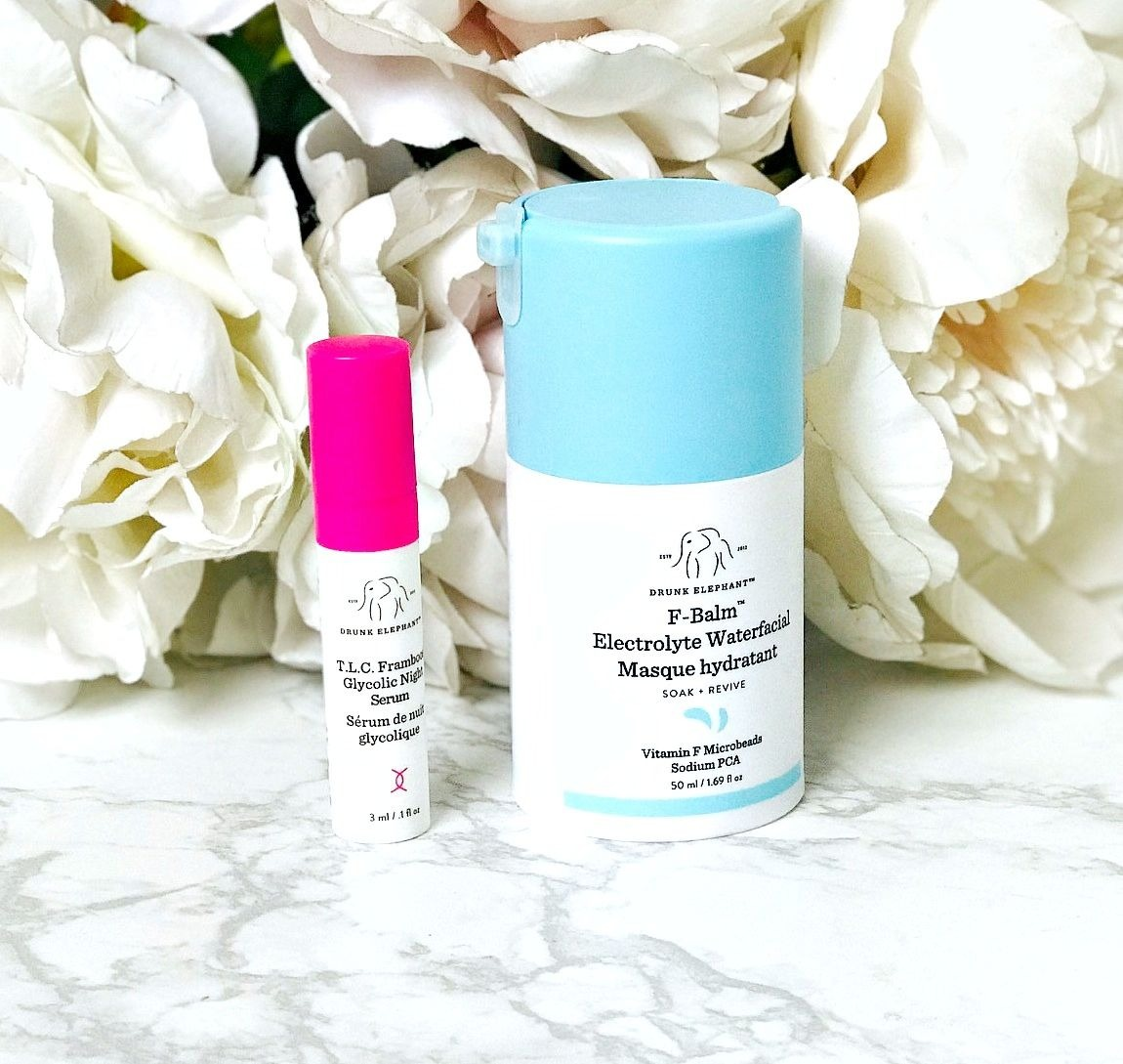 Drunk Elephant F-Balm Electrolyte Waterfacial Review, Skincare, Worth the hype?
