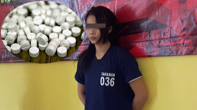 Akal Bulus Polisi Tampan Tangkap Mahasiswi Penjual Ekstasi