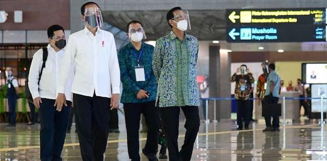 Sri Sultan Dan Sri Mulyani Jangan Bangga Dulu Atas Pujian Jokowi