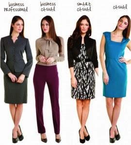 Tips Pakaian Kantor Untuk Wanita Latulite