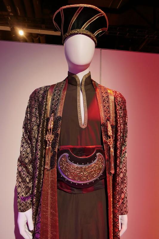Ben Kingsley Prince of Persia Nizam movie costume
