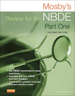 Mosby's Review for the NBDE Part I 2nd Edition