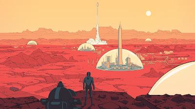 Marte colonizzato