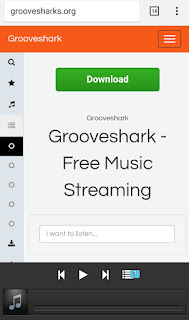 Grooveshark - free music streaming