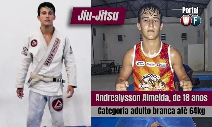 Jovem atleta chapadinhense disputará competição no Ceará e busca patrocínio