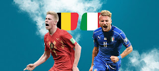 Бельгия - Италия где СМОТРЕТЬ ОНЛАЙН БЕСПЛАТНО 2 июля 2021 года (ПРЯМАЯ ТРАНСЛЯЦИЯ) в 22:00 МСК.