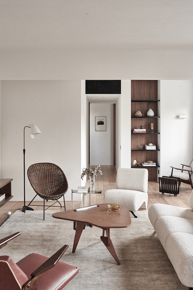 SS Apartment by Atelier PECLAT+CHOW