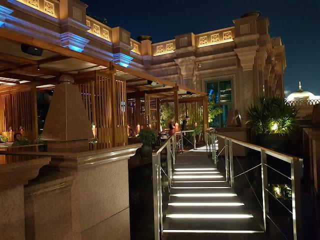 Ristorante Hakkasan Emirates palace Abu Dhabi