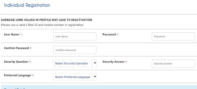 IRCTC Registration कैसे करते है   IRCTC registration kaise kare step by step पूरी जानकारी