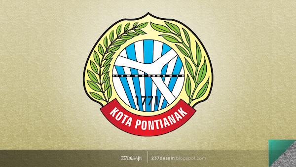 Logo Pemerintah Kota Pontianak Kalimantan Barat