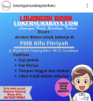 Karir Surabaya di PMB Alfu Fitriyah Terbaru Maret 2020