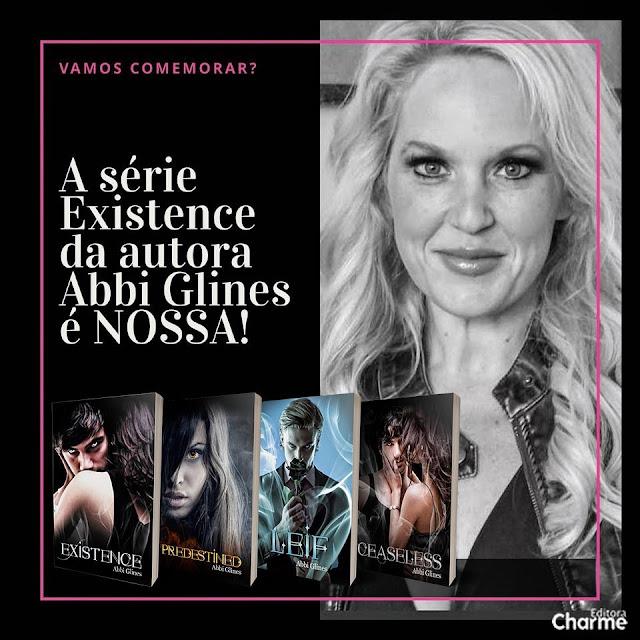 [NOVIDADE] Série Existence de Abbi Glines chega ao Brasil pela Editora Charme