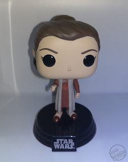 Toy Fair 2020 UK Funko Star Wars Pop Vinyl Figures