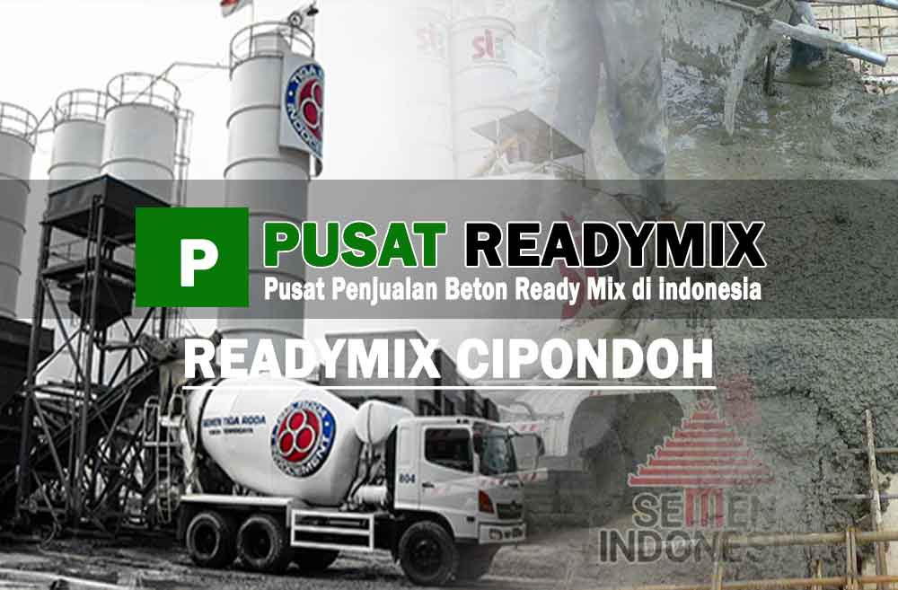 harga beton ready mix Cipondoh