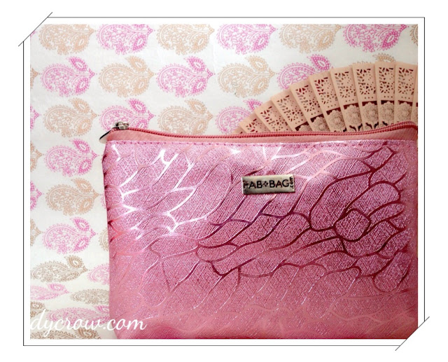 Fab Bag  August 2015 Review, moodmatcher lipstick review