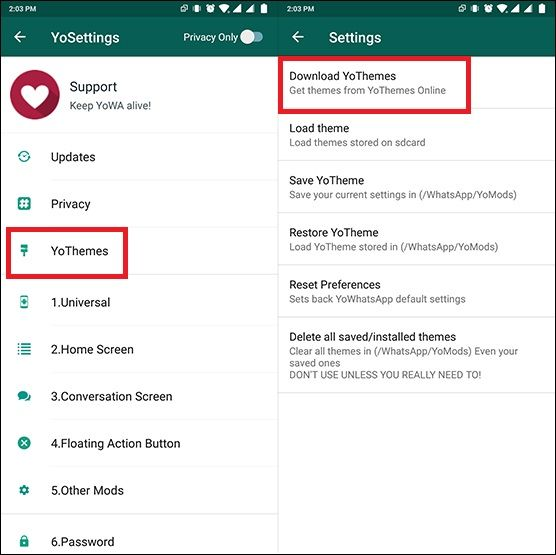 Whatsapp Dark Mode Apk Download - iTechBlogs co