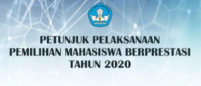 Panduan Pilmapres 2020