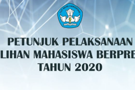 JUKLAK Panduan Pilmapres 2020