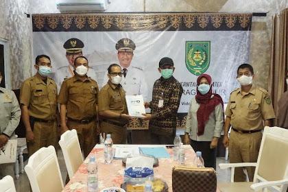 Dari Monev KI Riau: Kabupaten Inhil Perkuat PPID Desa dengan Perda