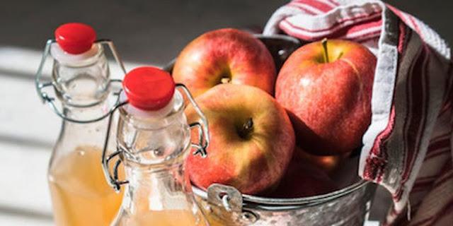 Manfaat Cuka Apel Untuk Asam Urat