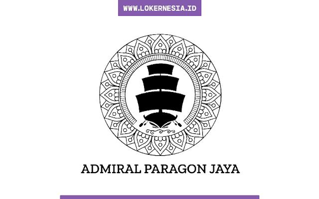 Lowongan Kerja Sales PT Admiral Paragon Jaya Semarang Oktober 2020