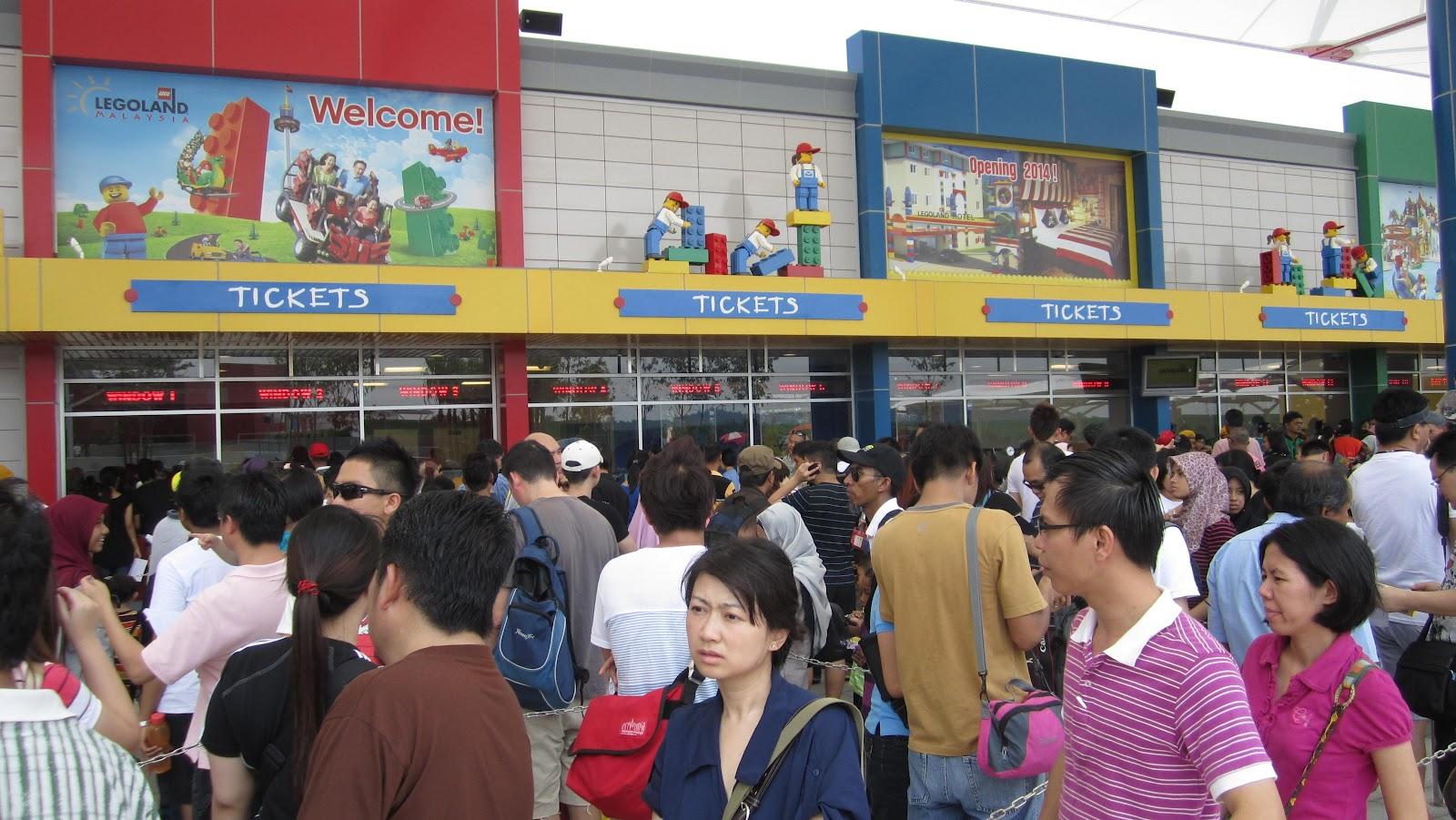 MiGorengPedas: Legoland,Malaysia
