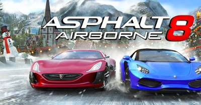 Download Asphalt 8 Airborne v2.0.0 Mod Apk + Data Files Screenshot