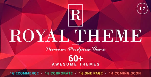 Download Free Royal v1.7 Multi-Purpose WordPress Theme
