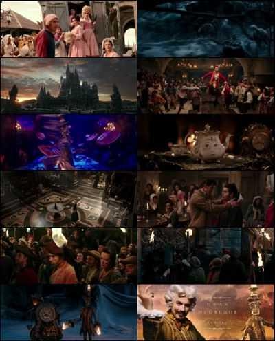 Beauty & The Beast 2017 300mb Hindi Dual Audio HDRip