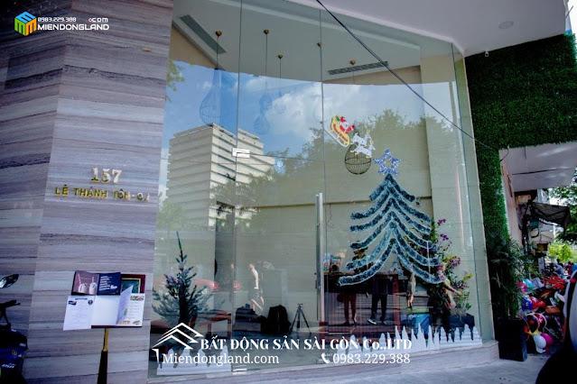 Bất Động Sản Sài Gòn - Bán khách sạn Bến Thành. Quận 1