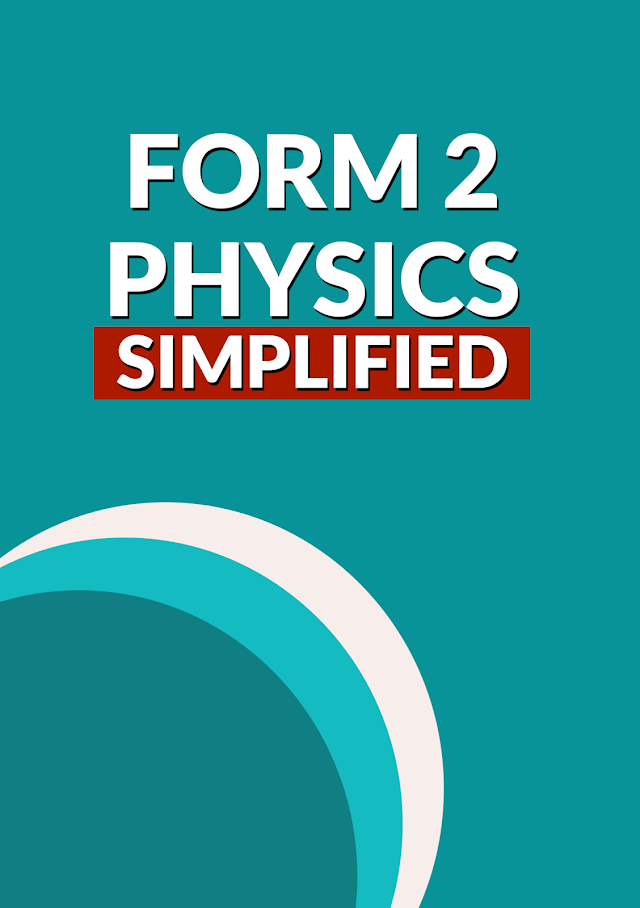 PHYSICS FORM TWO SIMPLIFIED NOTES | FREE PDF