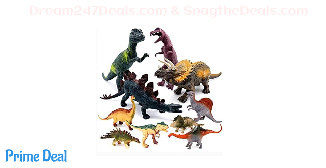 50% OFF Dinosaur Figures