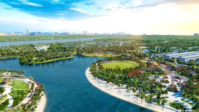 Siêu dự án Vinhomes Grand Park: Phục vụ hơn 2.000 khách/ngày