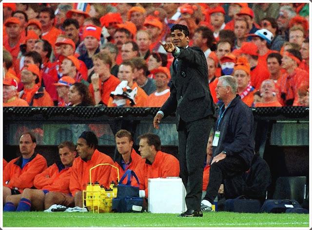 Frank Rijkaard Euro 2000