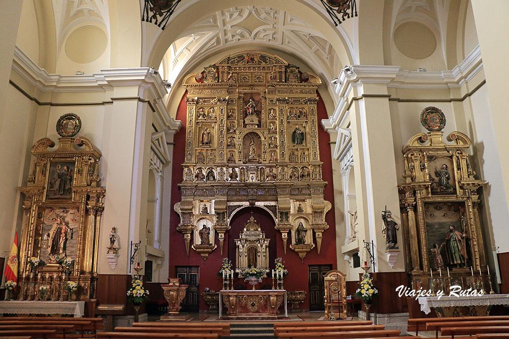 Iglesia de la Inmaculada Concepción; Medina del Campo